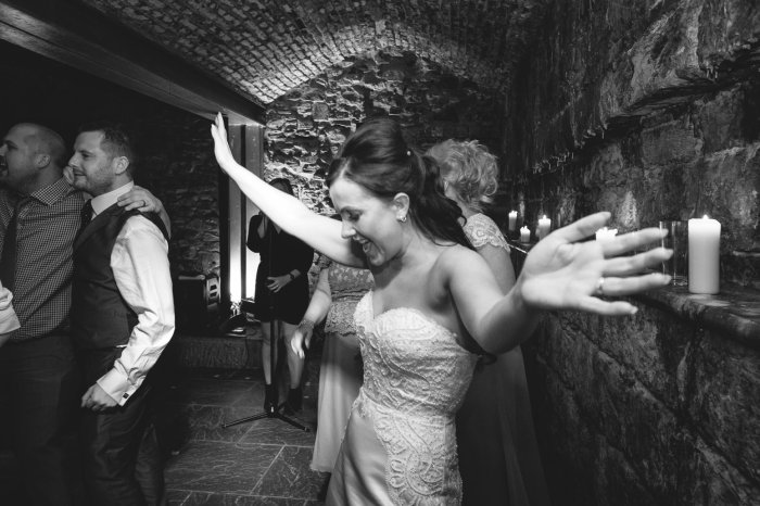 Ruth and Darren's Wedding at the Rowantree, Edinburgh