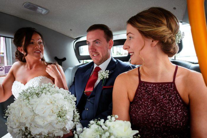 Ruth and Darren's Wedding at the Rowantree, Edinburgh
